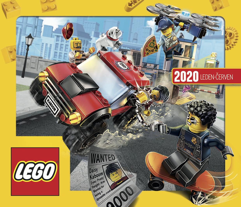 Lego katalog 2020 leden - červen