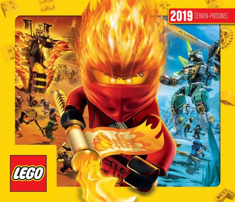 Lego katalog 2019 cerven-prosinec