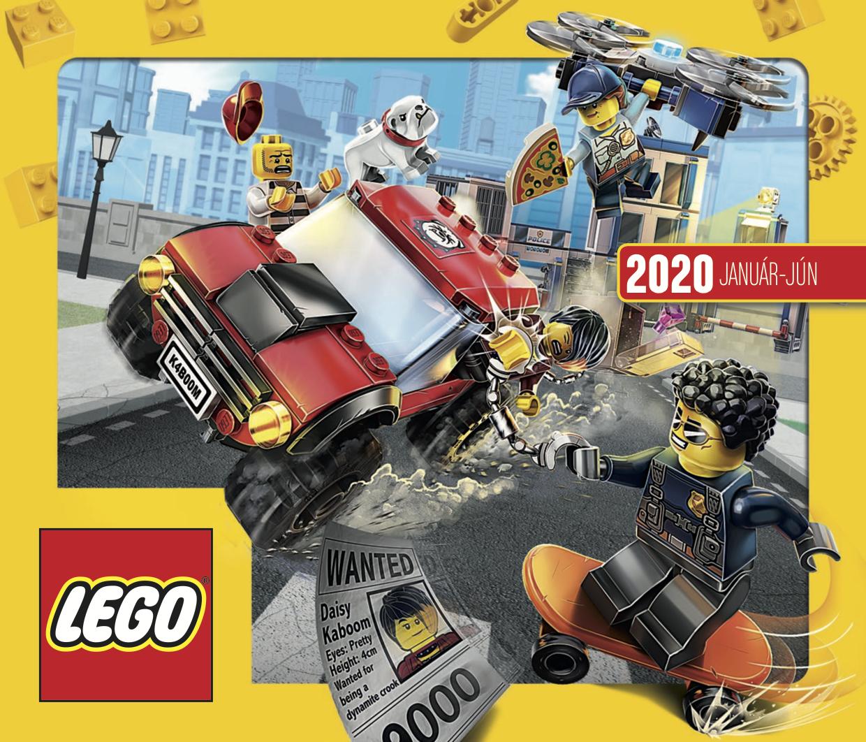 Lego katalog 2020 január - jún