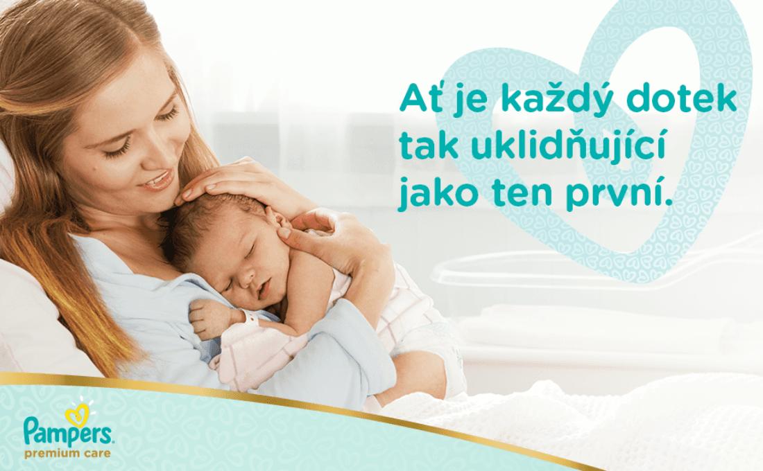 Pampers Premium Care