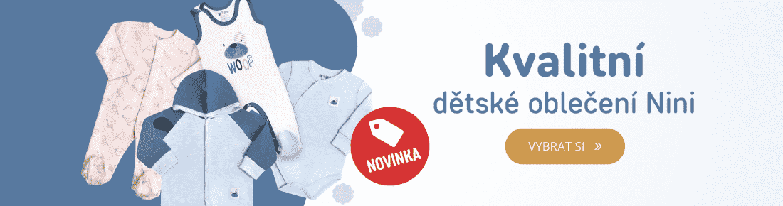 Dětské oblečení Nini