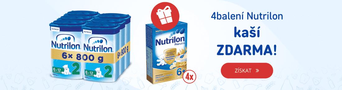 Nutrilon+ dárek
