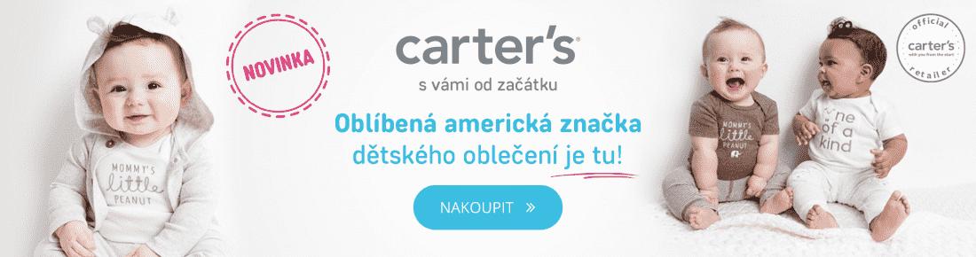 Novinka: Carter's!