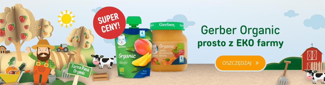 Gerber Organic w super promocji!
