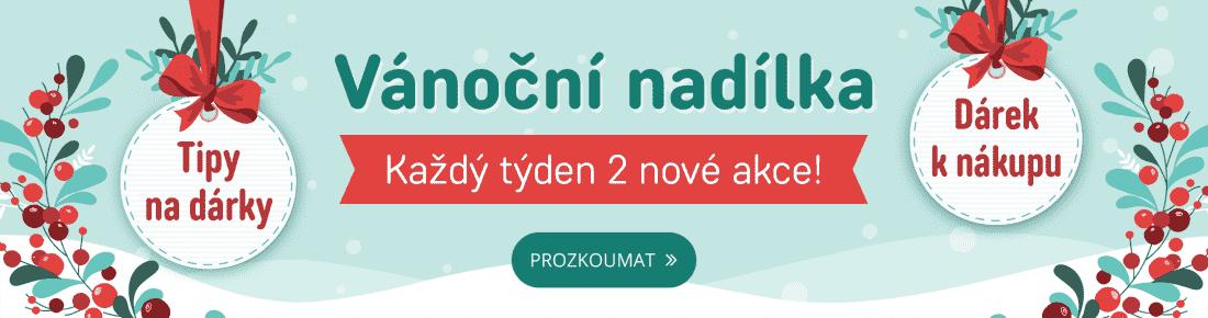 Vánoční nadílka na Feedo.cz