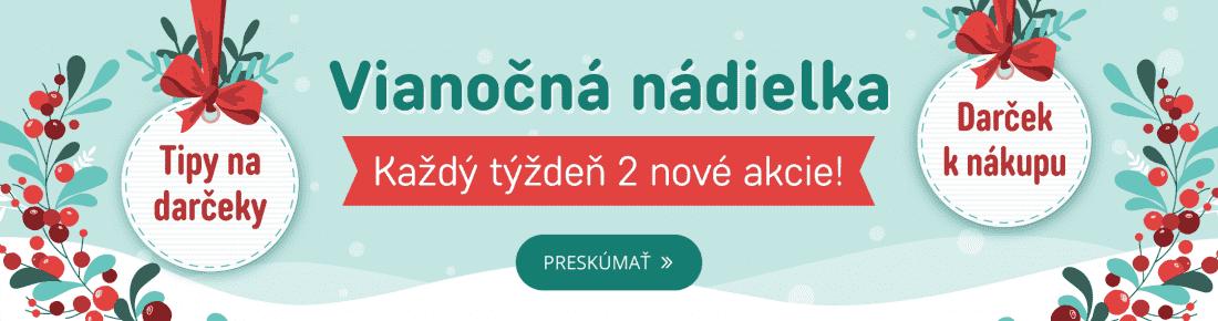 Vianočná nádielka na Feedo.sk