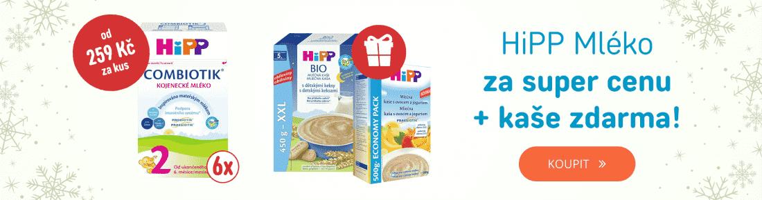 HiPP mléka s dárkem!