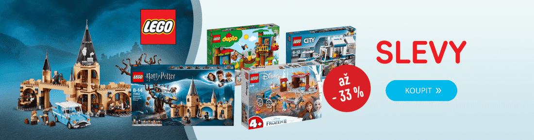 LEGO se slevou až 33 %