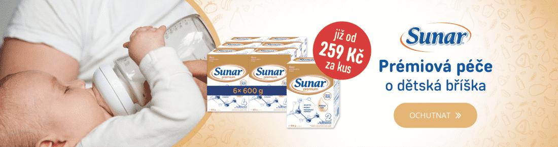 Sunar Premium výhodně!