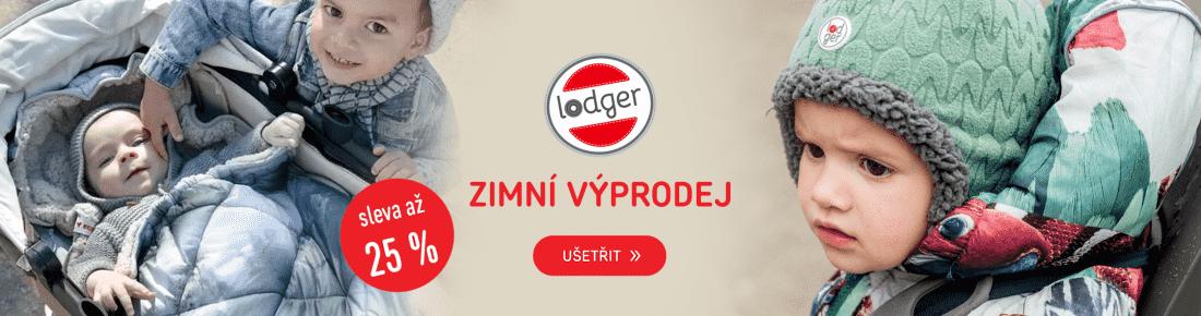 Lodger výprodej!