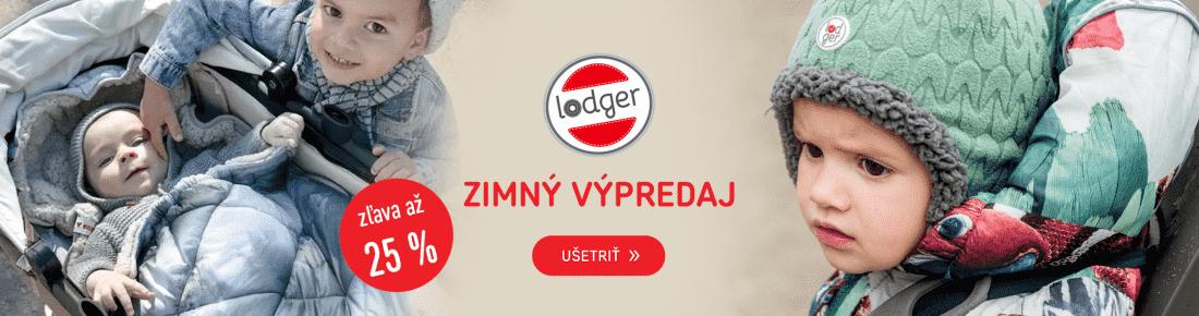 Lodger výpredaj!