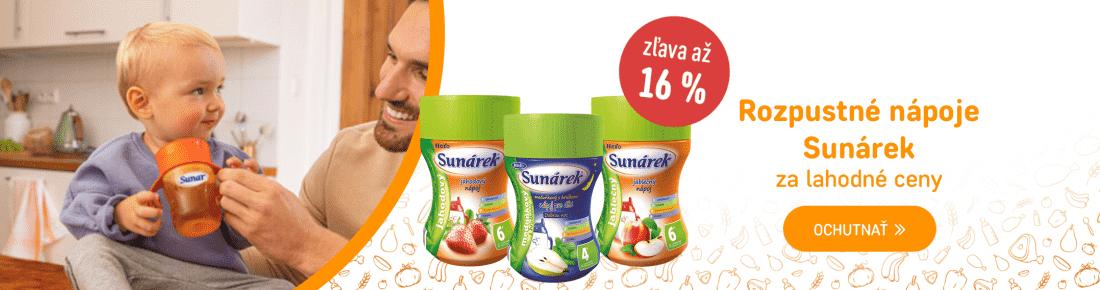 Sunárek nápoje