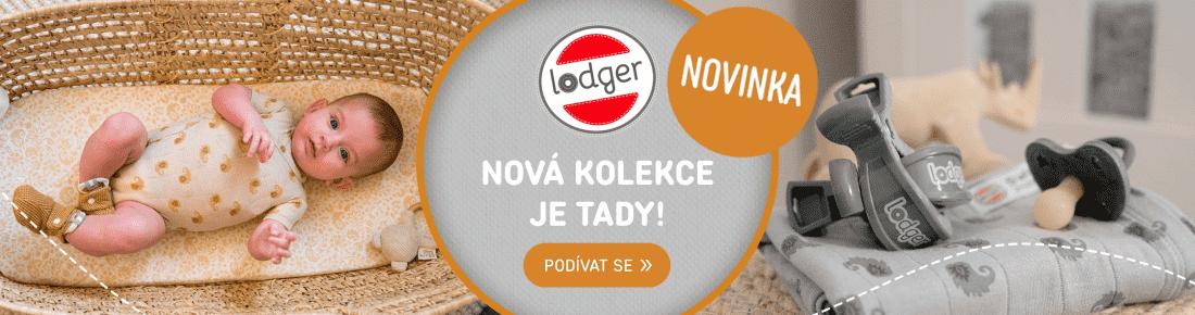 Lodger novinky!
