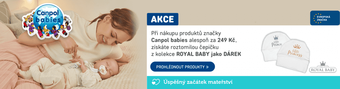 Canpol Babies + dárek
