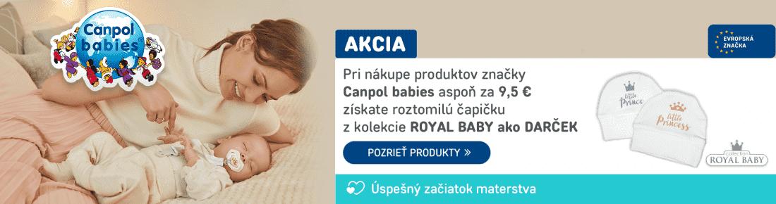 Canpol Babies + darček