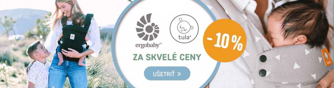 Tula a Ergobaby