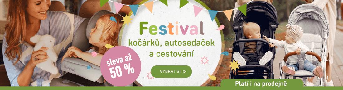 Festival sleva až 50 %