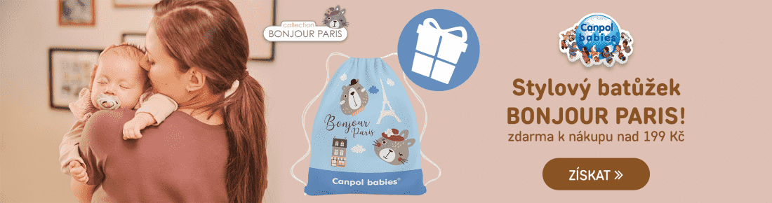 Canpol babies + dárek!
