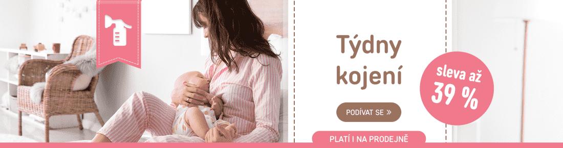 Týdny kojení