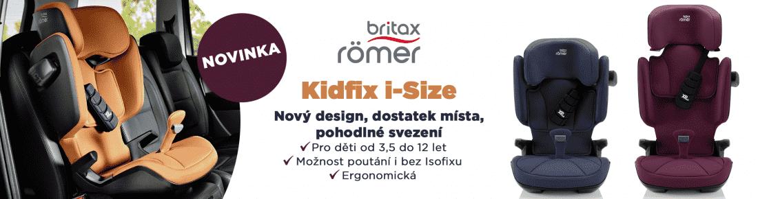 Britax Römer novinky