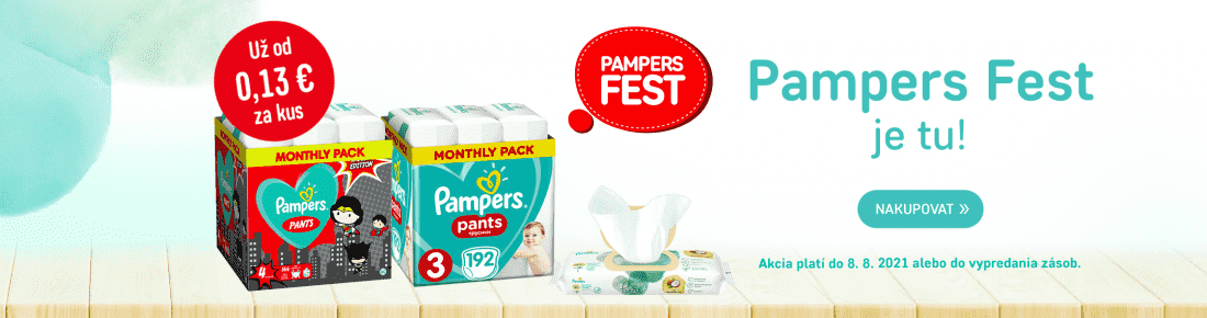 Pampers Fest!