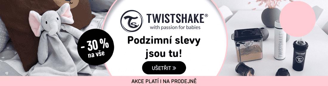 Twistshake se slevou