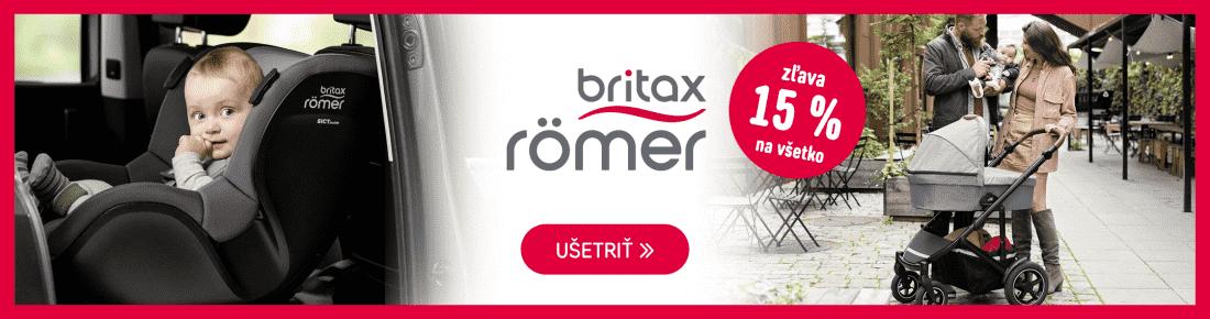 Britax Römer so zľavou
