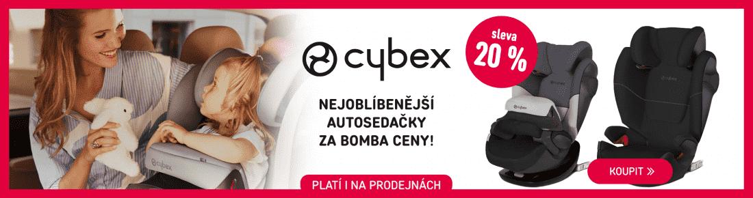 Cybex se slevou