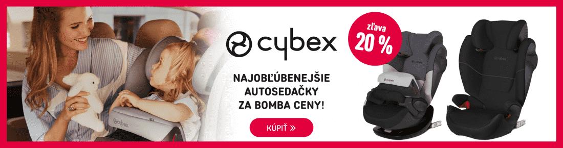 Cybex so zľavou
