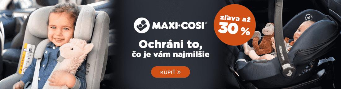 Maxi-Cosi so zľavou