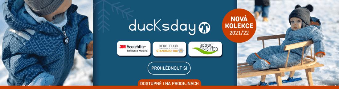 Ducksday novinky