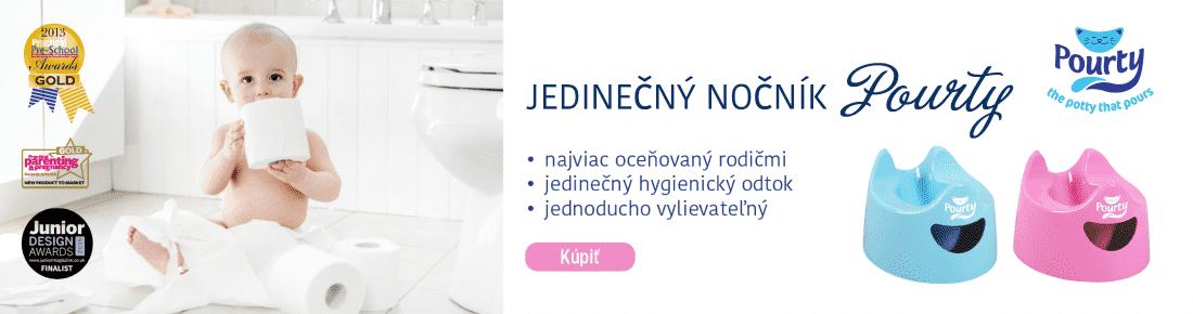 Novinka Pourty