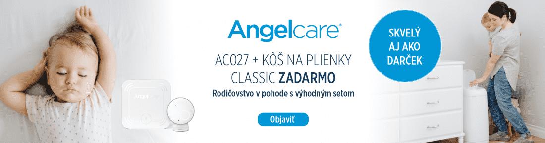 Angelcare + kôš zadarmo