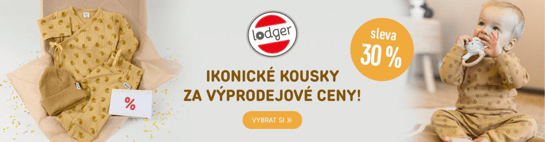 Lodger výprodej