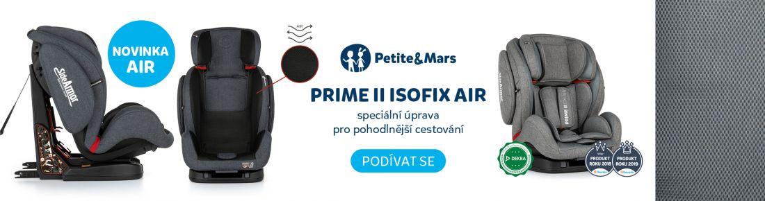 Petite&Mars novinka Prime!