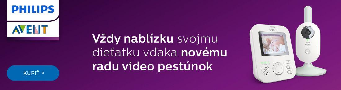 Philips Avent novinky!