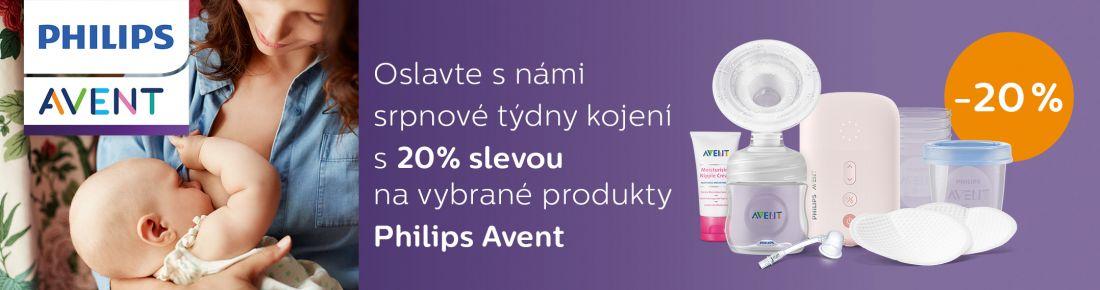 Philips Avent se slevou