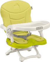 Jídelní židlička se stolkem CAM