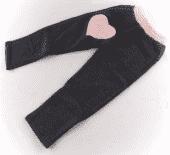 Spodnie dresowe ze ściągaczami DODO