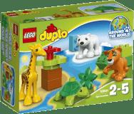 LEGO® DUPLO® 10801 Town Mláďátka