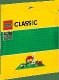 LEGO® Classic 10700 Zelená podložka na stavanie
