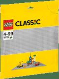 LEGO® Classic 10701 Šedá podložka na stavění