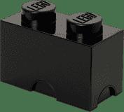 LEGO® Box do przechowywania rozmiar 2 czarny