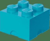 LEGO® Box do przechowywania rozmiar 3 lazurowy
