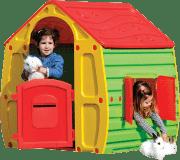 BUDDY TOYS Domeček na zahradu Magical s červenou střechou
