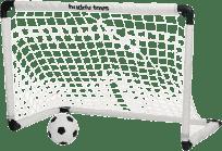 BUDDY TOYS sportowa bramka footballowa