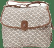 BABYMEL Multifunkční kabelka Satchel – Wave Fawn