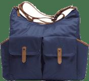 BABYMEL Přebalovací taška Frankie – Navy