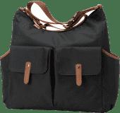 BABYMEL Přebalovací taška Frankie – Black