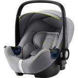 BRITAX RÖMER Autosedačka Baby-Safe 2 i-Size (0-13 kg) Cool Flow - Silver